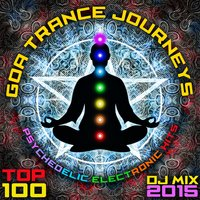 Goa Trance Journeys - Top 100 Psychedelic Electronic Hits DJ Mix 2015 — сборник