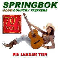 Springbok Goue Country Treffers, Vol. 1 — Bokka