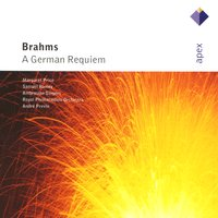 Brahms : Ein deutsches Requiem [A German Requiem] Op.45 — Royal Philharmonic Orchestra, André Previn & Royal Philharmonic Orchestra