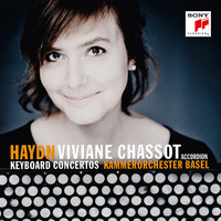 Haydn: Keyboard Concertos (Performed on Accordion) — Viviane Chassot, Kammerorchester Basel