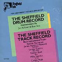 The Sheffield Drum & Track Record — James Newton Howard, Nathan East, Robbie Buchanan, Mike Landau, Lennie Castro, Various Artists - Sheffield Lab