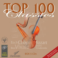 The London Symphony Orchestra: The Top 100 of Classical Music — сборник