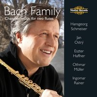Bach Family: Chamber Music for Two Flutes — сборник