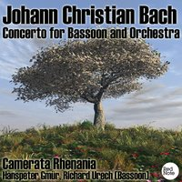 Bach JC: Concert for Bassoon and Orchestra W C82 — Camerata Rhenania, Hanspeter Gmür, Richard Urech