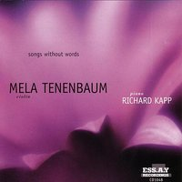 Songs Without Words — Tenenbaum & Kapp
