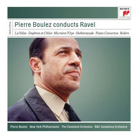 Pierre Boulez Conducts Ravel — The Philadelphia Orchestra, Пьер Булез