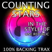 Counting Stars — 100% Backing Trax