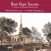 Best Kept Secrets — Maria Ferrante