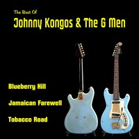 The Best of Johnny Kongos & the G Men — Johnny Kongos & The G Men