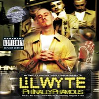 Phinally Phamous Chopped & Screwed — Lil Wyte