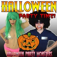 Halloween Party Time! — Halloween Party Monsters