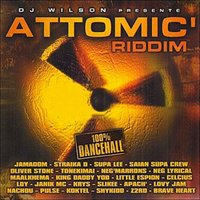 Attomic Riddim — DJ Wilson, Various Artists, DJ Wilson