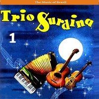 The Music of Brazil / Trio Surdina, Vol. 1 / Recordings 1953 — Chiquinho, Garoto, Fafá Lemos