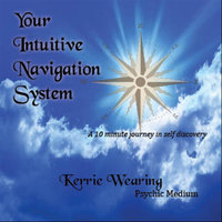 Your Intuitive Navigation System — Kerrie Wearing