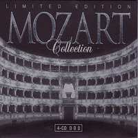 Mozart: Collection - Requiem / Piano Music / Concerti per Violino e Orchestra 3 & 5 / Serenata K 525 — Вольфганг Амадей Моцарт