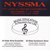Nyssma 73rd Annual Winter Conference — All-State Wind Ensemble & All-State Symphonic Band