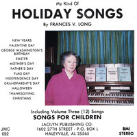 Holiday Songs   &  Songs For Children — Jacilyn Music