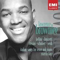 Debut Song Recital — Lawrence Brownlee