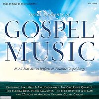 Great Moments of Gospel Music - A Treasured Collection — сборник
