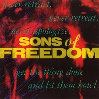 Sons Of Freedom — Sons Of Freedom
