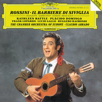 Rossini: The Barber of Seville — Claudio Abbado, Chamber Orchestra Of Europe