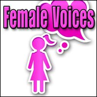 Female Voices: Sound Effects — Sound Effects Library