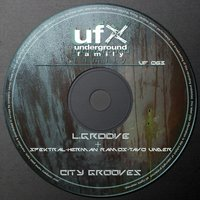 City Grooves — L.Groove, Spektral, Herman Ramos, Tavo Under