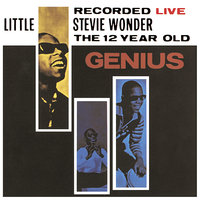 The 12 Year Old Genius - Recorded Live — Stevie Wonder