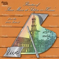 Rarities Of Piano Music 2004: Live Recordings From the Husum Festival — сборник