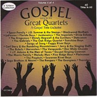 Gospel Sung by the Great Quartets - Vol 4 — сборник