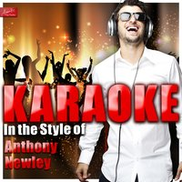 Karaoke - In the Style of Anthony Newley — Ameritz Top Tracks