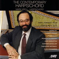 The Contemporary Harpsichord — Mark Kroll