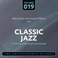 Classic Jazz- The World's Greatest Jazz Collection - From New Orleans to Harlem, Vol. 19 — сборник