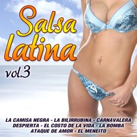 Salsa Latina Vol. 3 — Banda Caliente
