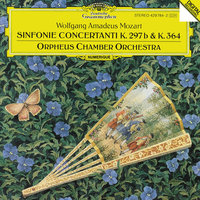 Mozart: Sinfonia Concertante K.297b & K.364 — Orpheus Chamber Orchestra