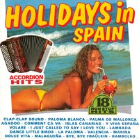 Holidays In Spain — Paul Roberts And His Accordion