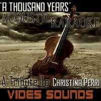A Thousand Years: A Tribute to Christina Perri — Vides Sounds