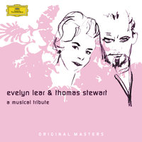 The Recitals — Evelyn Lear, Thomas Stewart, Evelyn Lear [Soprano], Thomas Stewart [Bass]
