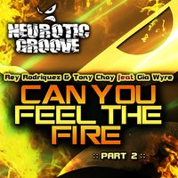 Can You Feel the Fire - Remixes — Tony Choy, Rogerio Lima, Gia Wyre, Rey Rodriquez, Rey Rodriquez & Tony Choy