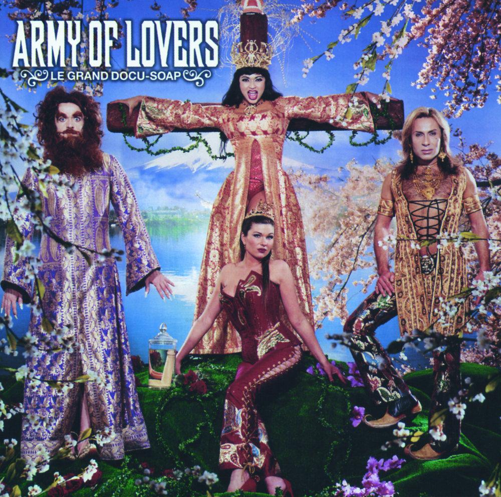 слушать онлайн army of lovers