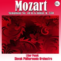 Mozart: Symphony No. 40 in G minor, K. 550 — Slovak Philharmonic Orchestra & Libor Pesek