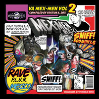 MeXmen Vol. 2 By Vaktun & 20x — сборник