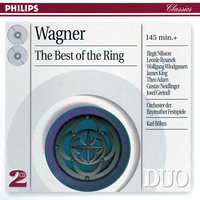 Wagner: The Best of the Ring — Orchester der Bayreuther Festspiele, Karl Böhm