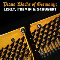 Piano Works of Germany: Liszt, Previn & Schubert — Cristina Ortiz