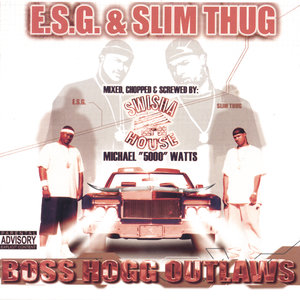 E.S.G. & Slim Thug, H.A.W.K. - Watch Out (chopped & Screwed)