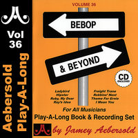 Bebop and Beyond - Volume 36 — Jamey Aebersold Play-A-Long, Ray Drummond, Ronnie Mathews, Marvin Smith