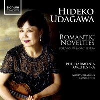 Romantic Novelties for Violin and Orchestra — Hideko Udagawa