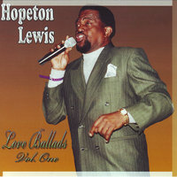 Love Ballads Vol. One — Hopeton Lewis