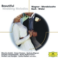 Beautiful Wedding Melodies — Герберт фон Караян, Karl Richter, Rafael Kubelik, Ferenc Fricsay, Ion Marin, Carlos Kleiber