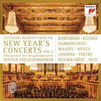 Legendary Moments from the New Year's Concerts, Vol. 2 — Wiener Philharmoniker